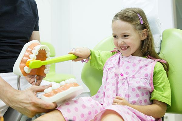 Pediatric Dentistry Guthrie